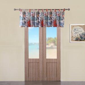 Atlantis Window 84 Curtain Valance