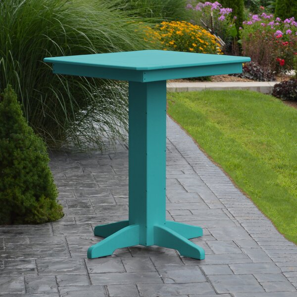 Neville Bar Table by Red Barrel Studio