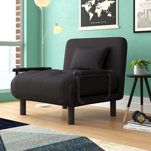 Roaden Convertible Chair by Ebern Designs