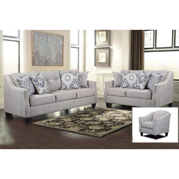Fregoso Configurable Living Room Set by Charlton Home