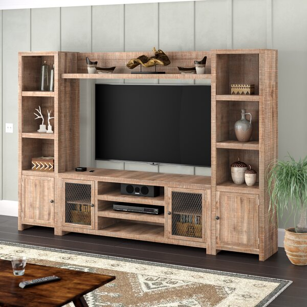 Waldron Entertainment Center by Loon Peak
