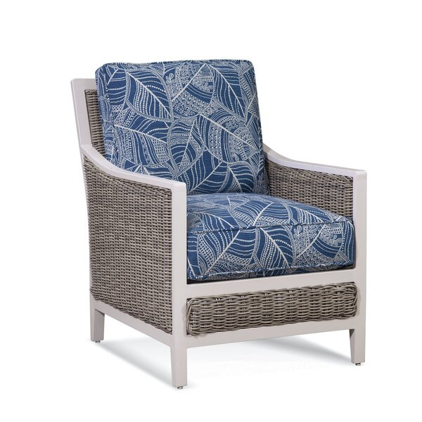 Molly Patio Chair with Cushions by Braxton Culler