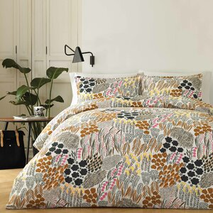 Pieni Letto 100% Cotton Reversible Comforter Set
