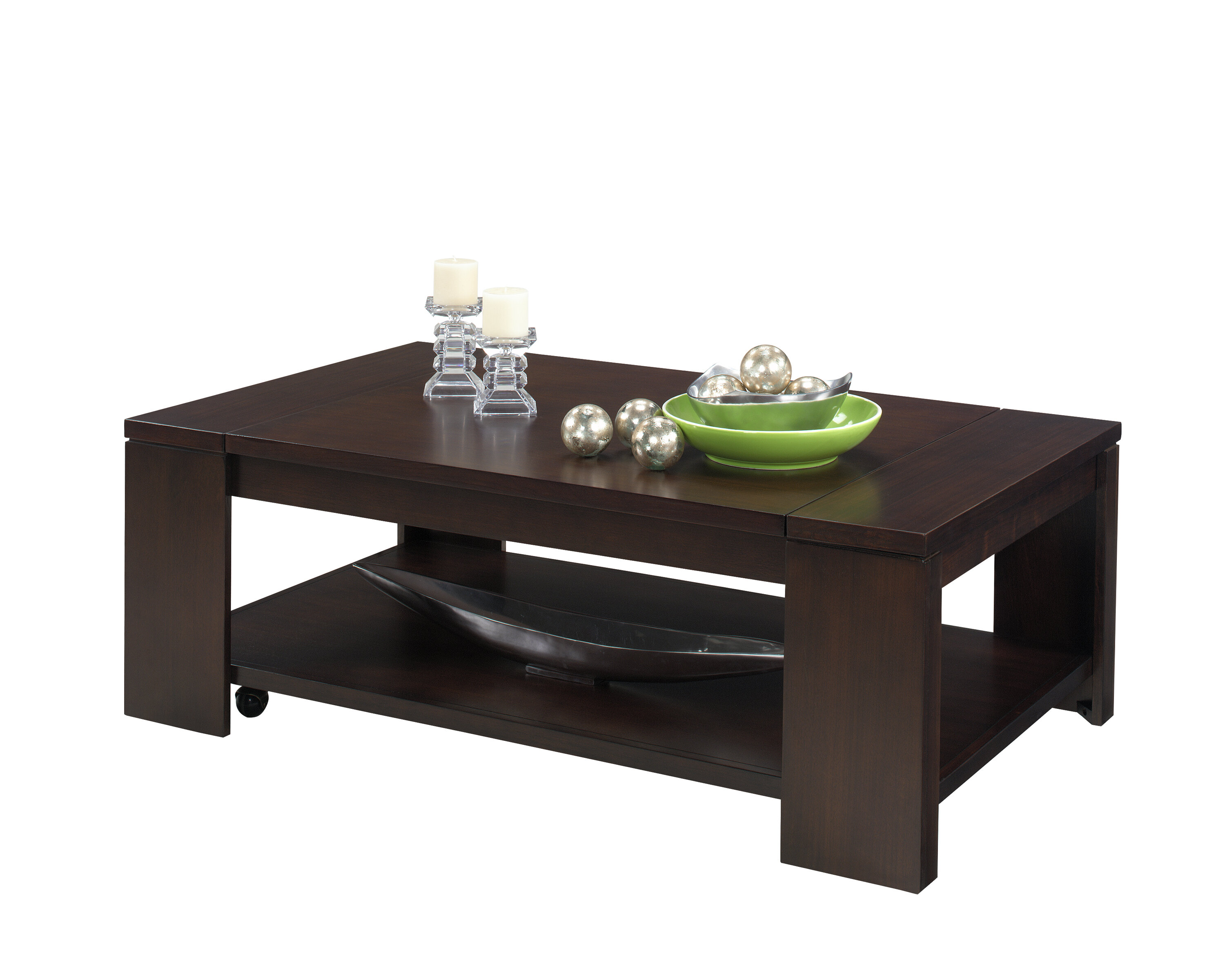 Progressive Furniture Waverly Lift Top Coffee Table & Reviews