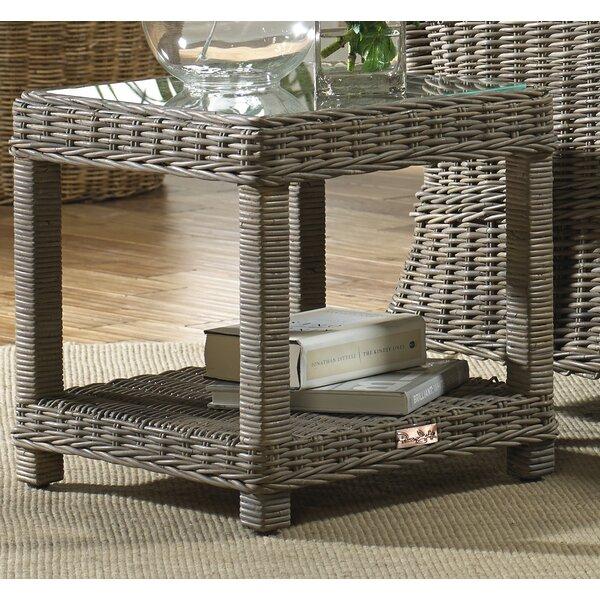 Exuma End Table by Panama Jack Sunroom Panama Jack Sunroom
