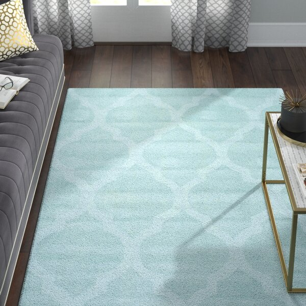 Alonza Hand-Tufted Wool Moss Area Rug by Willa Arlo Interiors