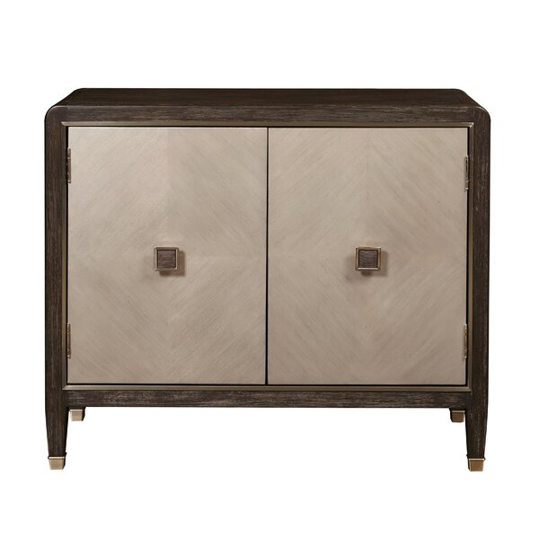 Whisenhunt 2 Door Accent Cabinet by Mercer41 Mercer41