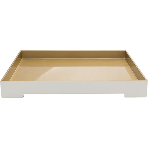 Solid Wood Accent Tray by Mercer41