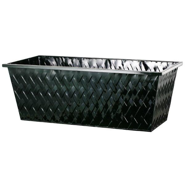 Grimshaw Metal Planter Box by Red Barrel Studio