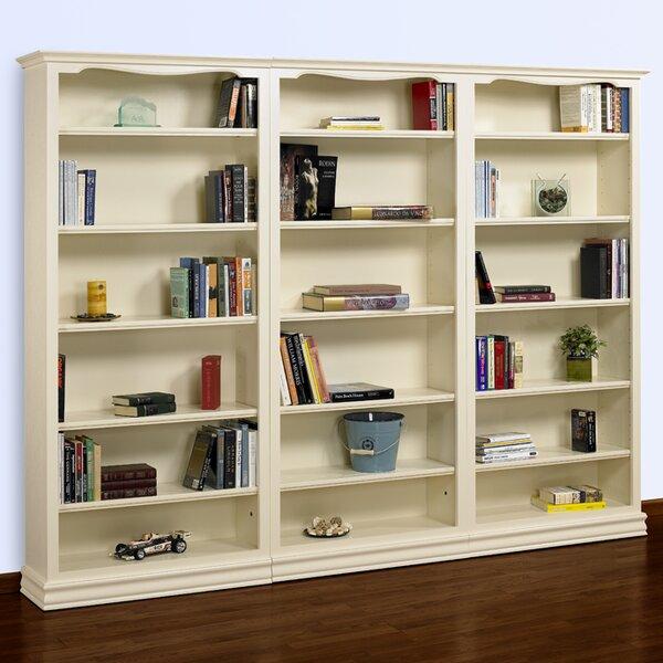 Cape Cod Oversized Set Bookcase by A&E Wood Designs