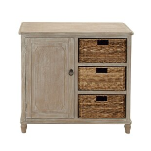 Basket Accent Chest