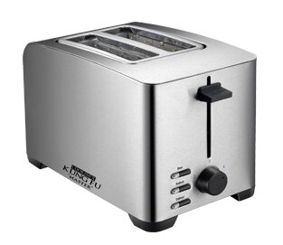 Kung Fu Master 2 Slice Toaster by Cookinex