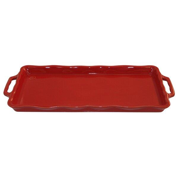 Pyne Cake Platter by Latitude Run