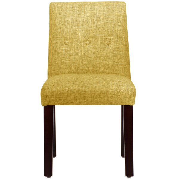 William Street Tapered Upholstered Dining Chair by Red Barrel Studio