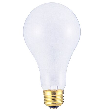 50/100/150W 120-Volt Incandescent Light Bulb (Set of 15) by Bulbrite Industries