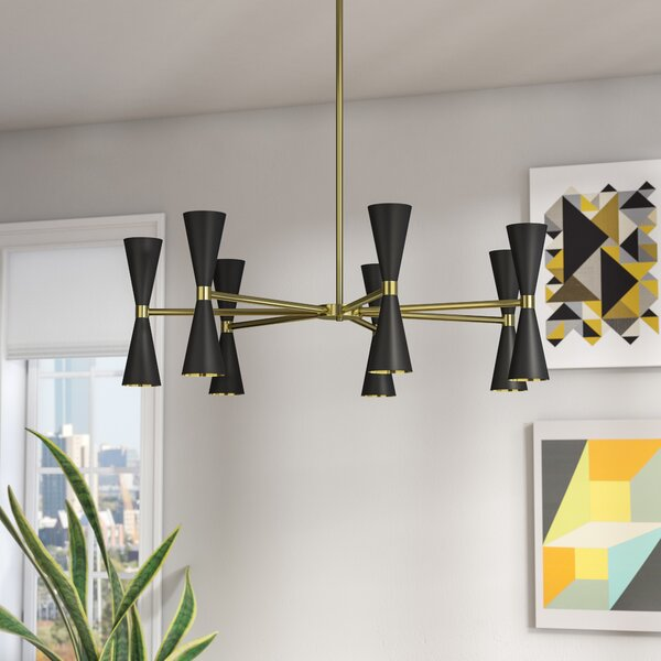 Faith 14 Light Chandelier by Langley Street