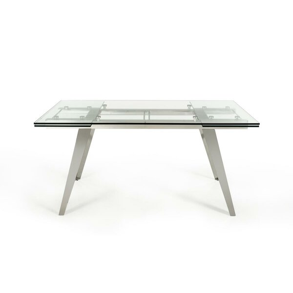 Camron Modern Extendable Dining Table by Orren Ellis