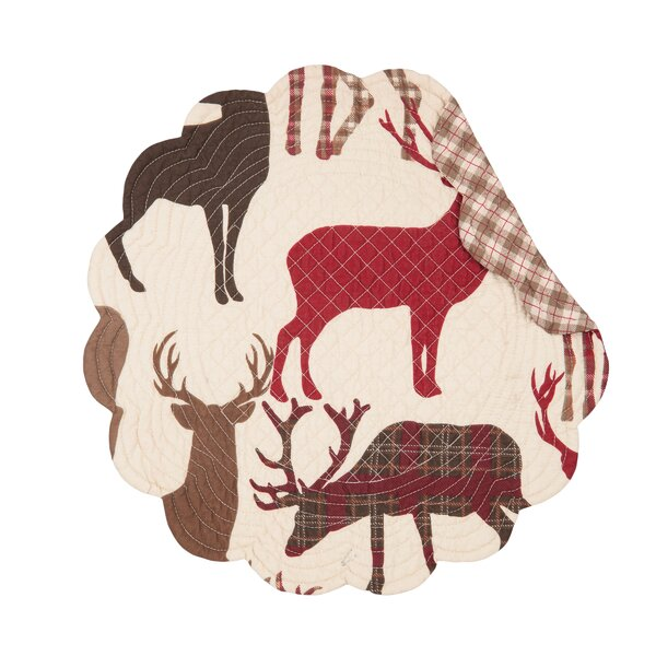 Colton 17 Placemat (Set of 6) by C&F Home