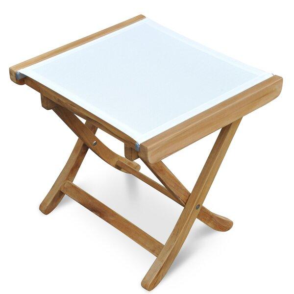 Marburger Folding Side Table by Highland Dunes Highland Dunes