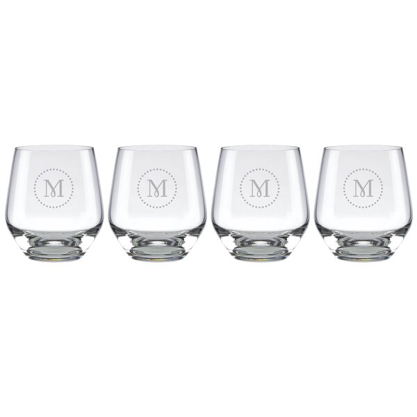 Lenox Tuscany 16 oz. Crystal Cocktail Glass (Set of 4) by Lenox