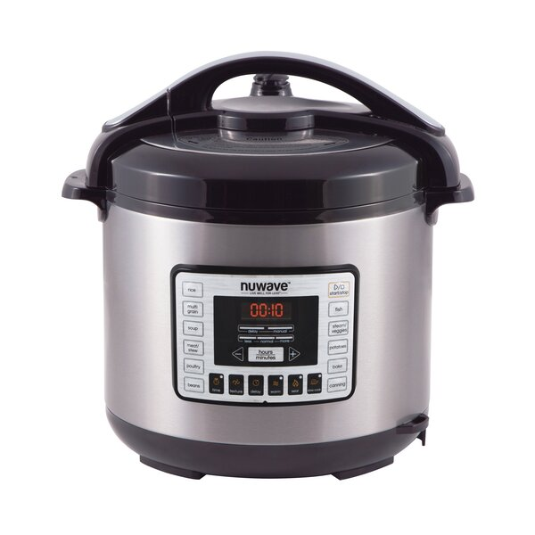 8-Qt Electric Pressure Cooker by NuWave