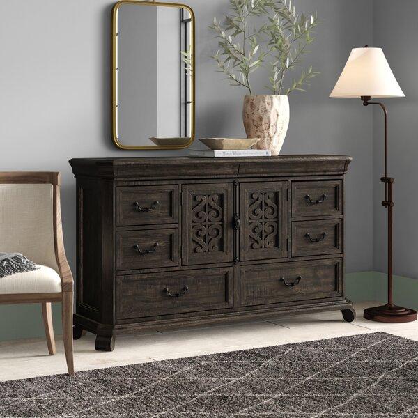 Ellenton 8 Drawer Combo Dresser by Greyleigh