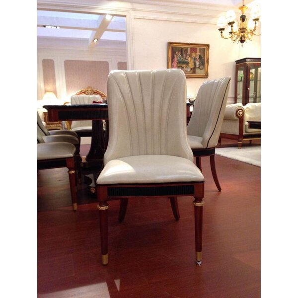 Giovanni Upholstered Dining Chair by Astoria Grand Astoria Grand