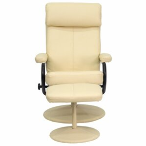 Corina Manual Swivel Recliner ..