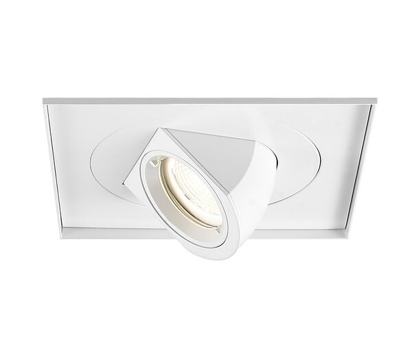 Tesla Invisible LED 6 Eyeball Recessed Trim by WAC Lighting