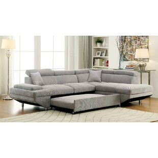 sleeper wolf gardiner sofa klaussner and chaise b sectional by spacious furniture products with
