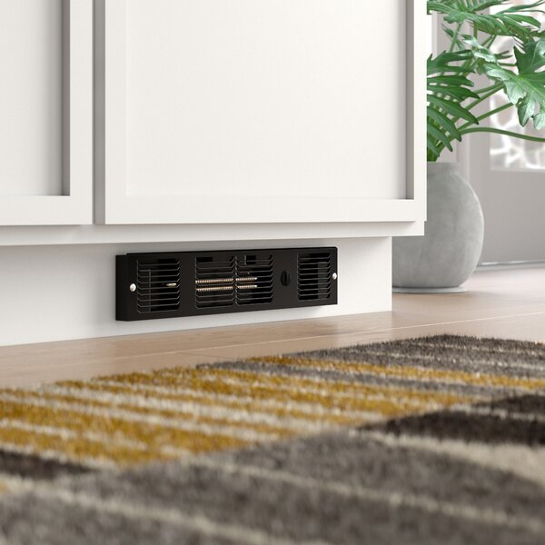 The Perfectoe Under Cabinet Electric Baseboard Heater By Cadet