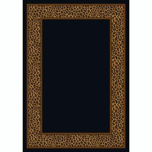 Design Center Leopold Leopard Area Rug by Milliken