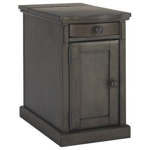 Theodosia End Table Millwood Pines