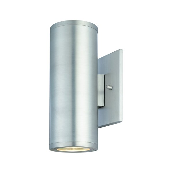 Kenshawn Outdoor Sconce by Orren Ellis