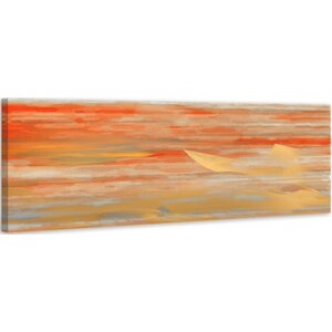 'Tichia' by Parvez Taj Painting Print on Wrapped Canvas by Mercury Row