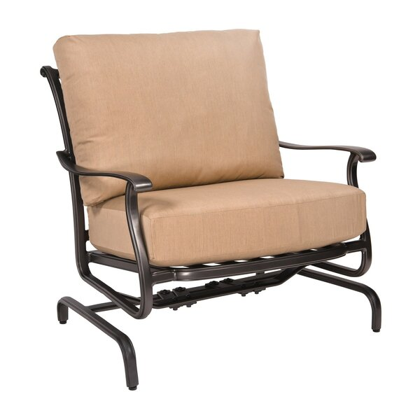 New Orleans Spring Patio Chair By Woodard