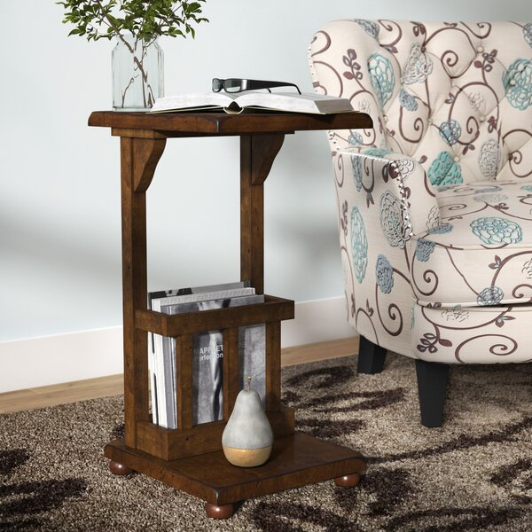 Drury End Table By Charlton Home