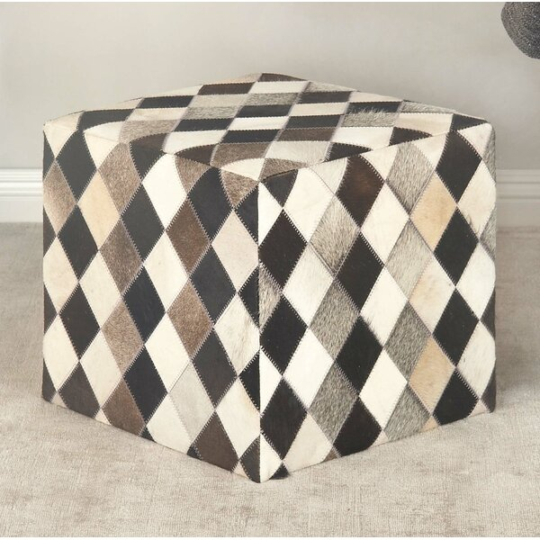Square Accent Stool by Cole & Grey