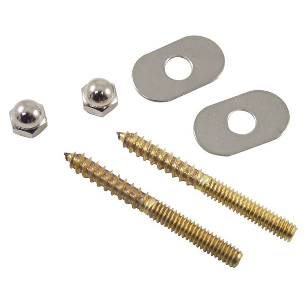 Toilet Flange Screws by Waxman