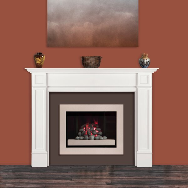 Marshall Fireplace Surround By Pearl Mantels