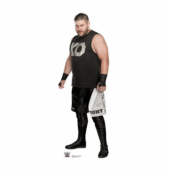 WWE Kevin Owens Life Size Cardboard Cutout by Advanced Graphics