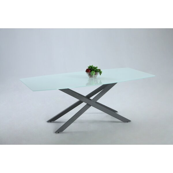 Abigayle Dining Table by Orren Ellis