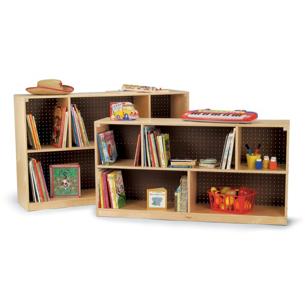 5 Compartment Shelving Unit by Whitney Brothers