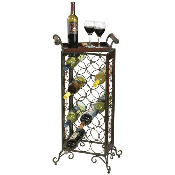 Butler 21 Bottle Floor Wine Bottle Rack by Howard Miller Howard Miller®