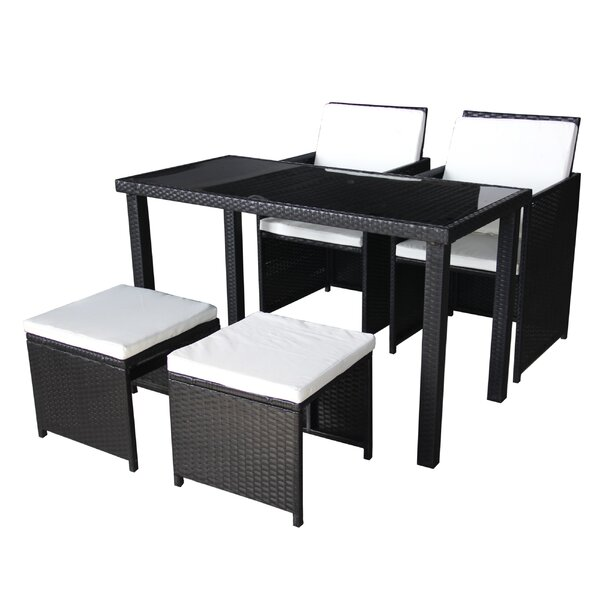 5 Piece Dining Set by Container