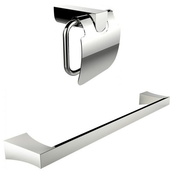 2 Piece Bathroom Hardware Set by Royal Purple Bath Kitchen