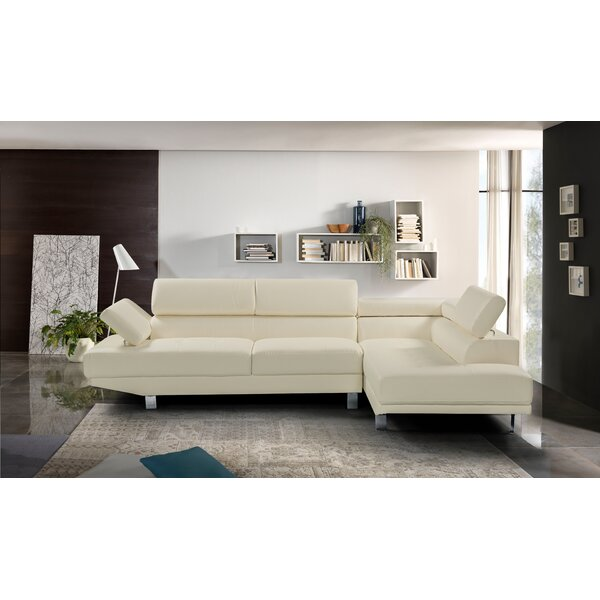 Yager Sectional by Orren Ellis