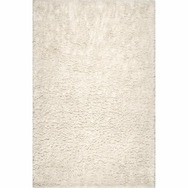 Koehn Hand-Tufted Ivory Area Rug by House of Hampton