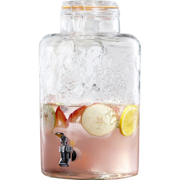 Vineyard Fruit Beverage Dispenser by Style Setter