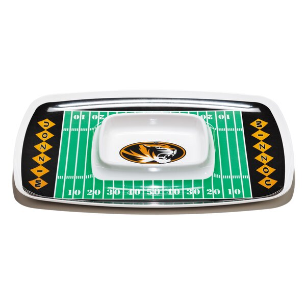 NCAA Chip and Dip Platter by Team Pro-Mark